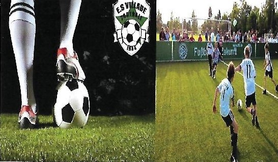 STAGE DE FOOTBALL (U11 à U16)